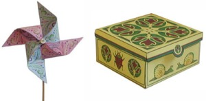 Molino y Caja